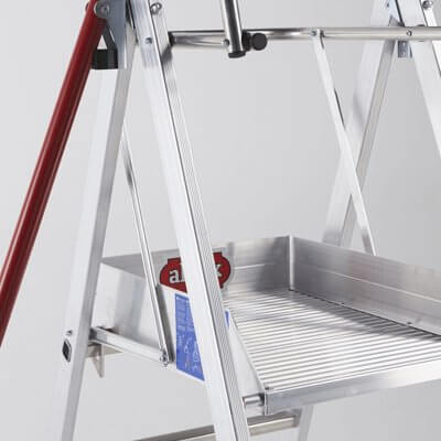 Platform ladders trade tools